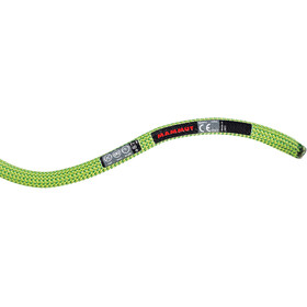 Mammut 8.7 Serenity Dry Rope 80m neon green